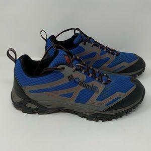 Columbia Pine Bluffs WP Hiking Shoes - Men's